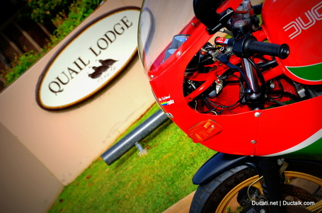 Photo Gallery | Ducati.net live from the Quail Motorcycle Gathering, Carmel CA | Ducati.net | Desmopro News | Scoop.it