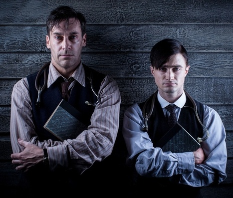 Ovation to Air A YOUNG DOCTOR'S NOTEBOOK, Starring Jon Hamm, Daniel Radcliffe | OVATION 2013 PRESS UPFRONT | Scoop.it