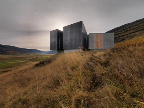 AD Round Up: Architecture in Iceland | The Architecture of the City | Scoop.it