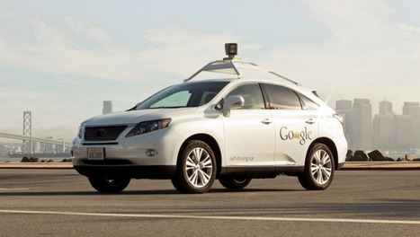 Google's Self-Driving Car Project Is A World's Fair Fantasy Turned City Street Reality | TechCrunch | leapmind | Scoop.it