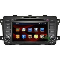 All-in-one Mazda 9 DVD Player GPS Navigation OEM Replacement System Stereo Upgrade with Radio TV Bluetooth Ipod | car dvd gps | Scoop.it