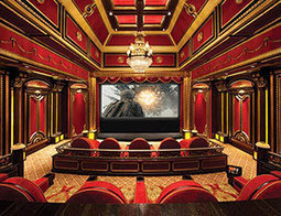 Beaux-Arts Theater Is an Opulent Hollywood Throwback | Custom Integration | Scoop.it