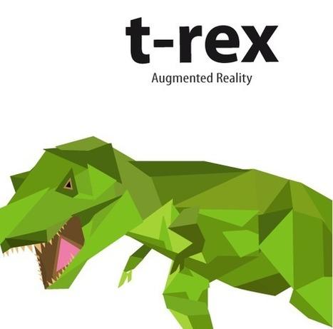 T. Rex Augmented Reality   Realidad Aumentada - Logie   Realidad Aumentada y Educación   Scoop.it