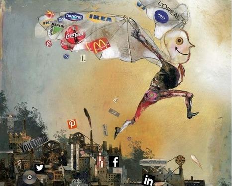 De l'art de la conversation : et si les marques privilégiaient la qualité sur les réseaux sociaux ? | Le Social Media par ChanPerco | Scoop.it
