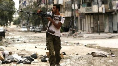 Syrian civil war 'in stalemate'   World Issues: Genocide   Scoop.it