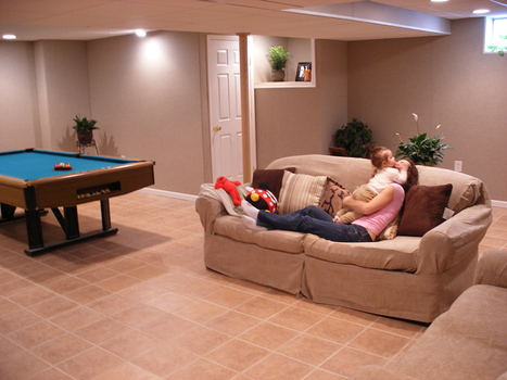 Basement Renovation in Ottawa | Tennis and Ski Holidays | Scoop.it