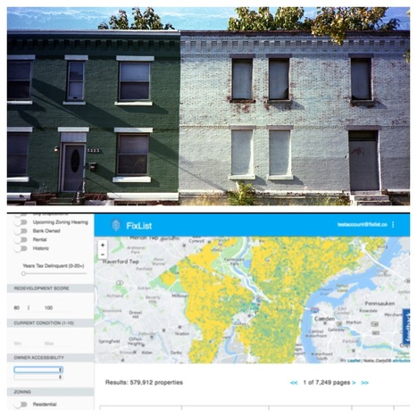 FixList wants to be the Zillow of redevelopment | Digital REvolution in Real Estate | Scoop.it
