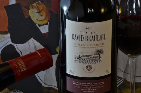 Chateau David Beaulieu 2010 Bordeaux Superieur | New Hampshire Wine-man | Planet Bordeaux - The Heart & Soul of Bordeaux | Scoop.it
