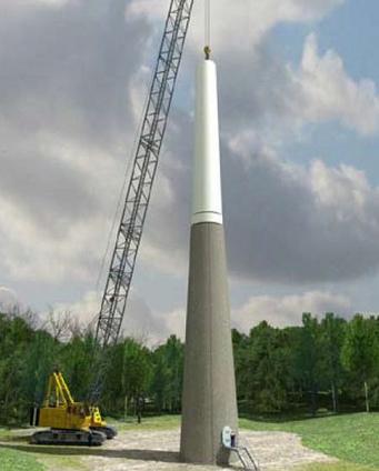 Eólica: Gestamp apuesta por las torres eólicas híbridas - REVE   geotecnia   Scoop.it