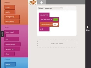 Best Free iPad App of the Week: Hopscotch HD | Instructional Technology and Other Cool Stuff | Scoop.it