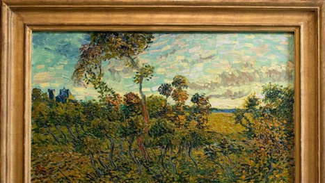 You know that newfound Van Gogh painting has the TARDIS in it ... | artistic life | Scoop.it