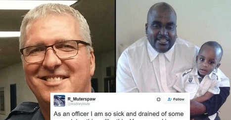 Police Chief Crosses Blue Line, Voices Disgust Over Shooting of Terence Crutcher | Educating & Enforcing Human Rights For We The People !! | Scoop.it