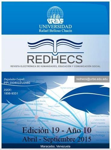 Revista REDHECS: Vol 19, N° 1 (2015): Edición 19 año 10, Abril - Septiembre 2015 | Educación flexible y abierta | Scoop.it