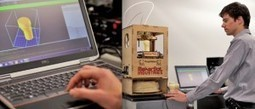 Ford Motor Co., exploring the usefulness of 3D printing | it by bit | Scoop.it