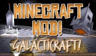 GalactiCraft Mod para Minecraft 1.6.2/1.6.4 | Mods para Minecraft en Español | Minecraft | Scoop.it