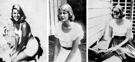 Seeing Sylvia Plath With New Eyes - Cultural Studies | Sylvia Plath | Scoop.it