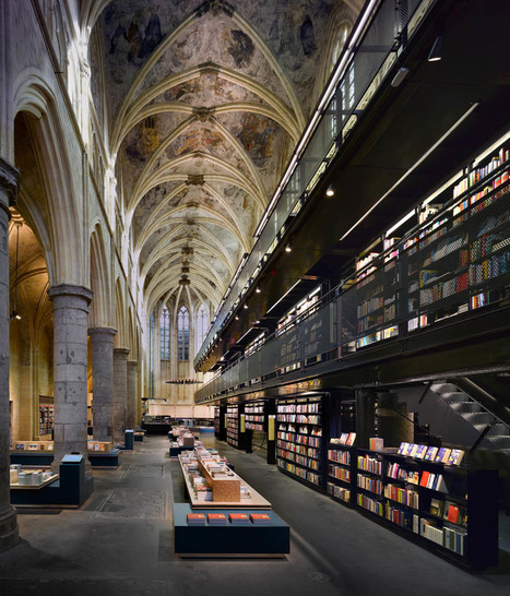 cjwho: The World's Most Beautiful Bookstore   Second Hand Books   Scoop.it