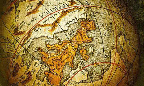 40 cartes qui changeront votre vision du monde avec des informations étonnantes | Cartes historiques et cartes d'Histoire | Scoop.it