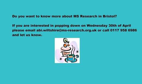 MS Research Meeting Point Open Day | Facebook | MS Research Charity Fundraising | Scoop.it