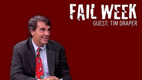 Tim Draper on FAILURE | Business Administration | Scoop.it
