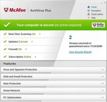 Top 10 Free Antivirus Software Of Year 2011 For Windows | WebTabLab.com | omnia mea mecum fero | Scoop.it