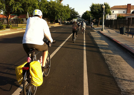 Commuter biking could save US $17 billion a year | SmartPlanet | Urban Life | Scoop.it