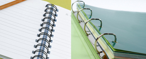For College Students are Binders Better than Notebooks? | Office | Scoop.it