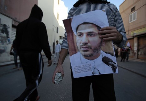 Protesters, police clash after Washington criticizes Bahrain arrest | Human Rights and the Will to be free | Scoop.it