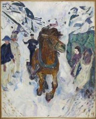 Poème en regard : Ossip Mandelstam et Edvard Munch | Poezibao | Scoop.it