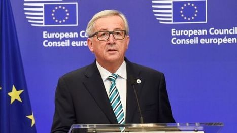 EU has 'too many part-time Europeans' - Juncker - BBC News | Eurozone News | Scoop.it