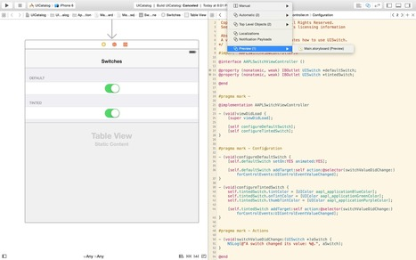 Spicing Up Xcode - 13 Tips and Tricks About Xcode | iPhone and iPad Development | Scoop.it