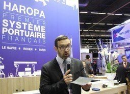 Haropa Ports de Paris récompense les bateaux «verts»   RSEco-systémique   Scoop.it