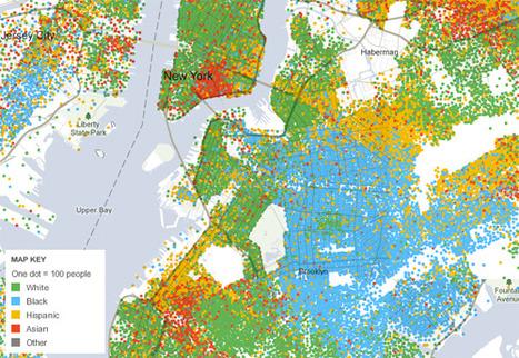 When Maps Shouldn't Be Maps « Matthew Ericson – ericson.net | Cartography | Scoop.it