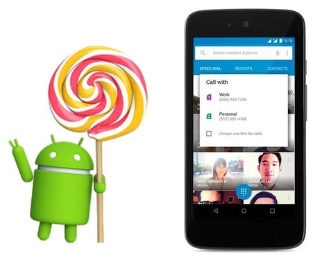 #Android Lollipop 5.1 released - SD Times   Mobile OS - Resources & News   Scoop.it