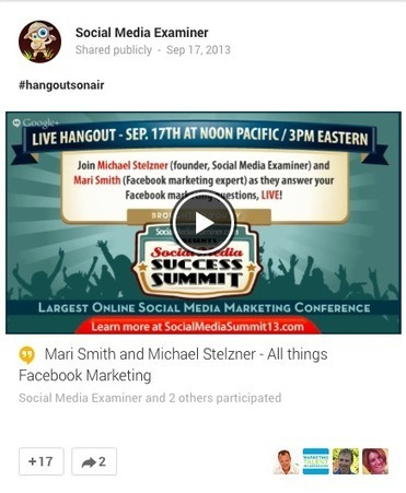 How to Use Online Social Media Events to Improve Your Marketing | MICE tourism | Scoop.it