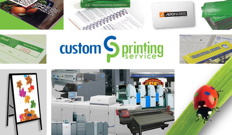 Offset Printing Services in Australia | Custom Printing | Scoop.it