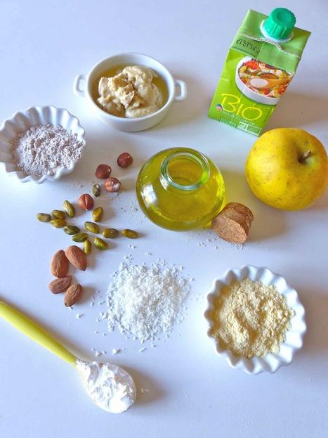 Confectionner un délicieux gâteau sans gluten : astuces pour remplacer la farine de blé et le beurre   1FORMANET - Mes plaisirs   Scoop.it