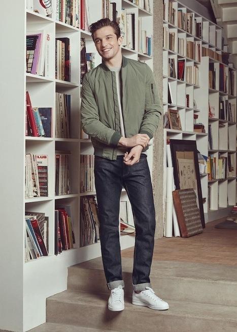 Look du jour : Bombers kaki | Le blog mode de l'homme urbain | Scoop.it