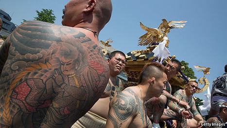Why the yakuza are not illegal   Criminology and Economic Theory   Scoop.it