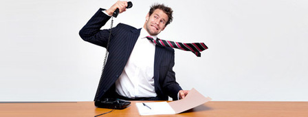 The Sales and Marketing Solutions: Dealing With Angry Telemarketing Prospects | Mind Your Business! | Scoop.it