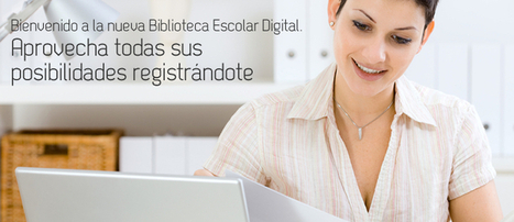 Biblioteca Escolar Digital | ED|IT| | Scoop.it