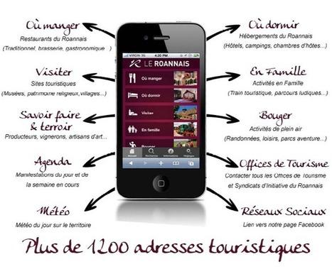Le Roannais Touristique se mobil'iz ! | Sitra | E-tourisme - Loire | Scoop.it