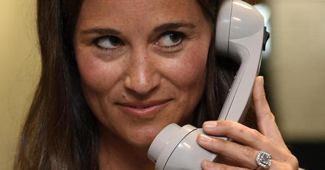 Pippa Middleton's phone hacked, thousands of photos stolen | digitalcuration | Scoop.it