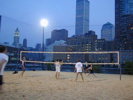 Des bâtiments modulaires durables ouvrent sur les plages de New York | High tech & Design | Scoop.it