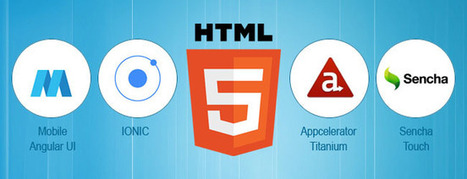 4 Best Frameworks for HTML5 – iPhone and 3D Mobile Game Developmen | Mobile Application Development Services | Scoop.it