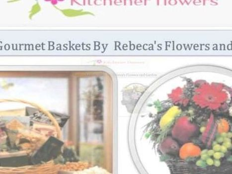 Florist In kitchener Canada | Rebeca's Flowers and Garden | Scoop.it