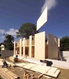 Pannelli in legno nell'edilizia X-Lam | nowo | Edilizia ecosostenibile | Scoop.it