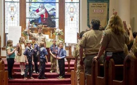 A century of leadership: State College Boy Scout Troop 31 celebrates 100th ... - Centre Daily Times   Everyday Leadership   Scoop.it
