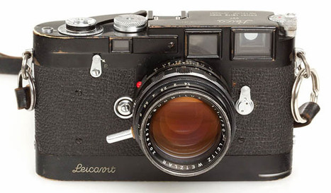 Most Expensive Production Camera and First Leica M Sold at Auction | COMPACT VIDEO & PHOTOGRAPHY | Scoop.it