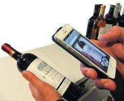 Communication mobile » Une application de reconnaissance des vins pour smartphones et tablettes | Wine, Life & Geek - entre Bordeaux & Toulouse | Scoop.it
